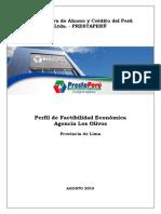 ESTUDIO FINAL DE FACTIBILIDAD ECONOMICA DE UNA AGENCIA FINANCIERA
