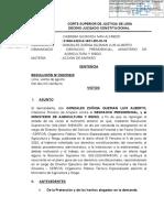 Resolución Gonzales Zuñiga
