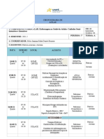 Cronograma Saúde Do Adulto Cuidados Intensivos 2021.2