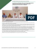 05-02-2019 Héctor Astudillo y Pablo Sandoval refuerzan relación para trabajar en favor de Guerrero