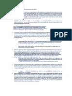 Aplicación de Normas para contratación de personal en una empresa