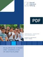 Muslimische Kinder Und Jugendliche in Deutschland (PDF) V_2
