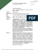 Relatório - Processo Seletivo Iges-DF
