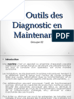 les outils de diagnostic en maintenance