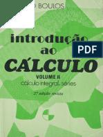 (Boulos) Introdução Ao Cálculo v2