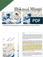 BERNDT, J.- (CATALOGO) Dibujar leer compartir guía para la exposición del manga hokusai manga