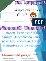 Clase 1_ Qué paisajes existen en Chile