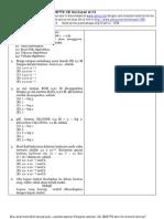 Soal campuran persiapan UM-SNMPTN kapsel  kimia 03 _1296_