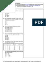 soal kimia SPMB 2002 reg I