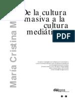 María Cristina Mata