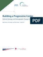 Building a Progressive Center