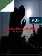 Le Livre Des Invocations