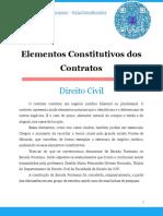 Elementos Constitutivos Dos Contratos