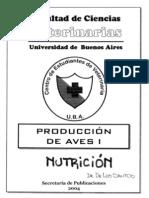Prduccion de Aves Nutricion