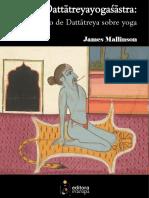 O discurso de Dattatreya sobre Yoga - James Mallinson