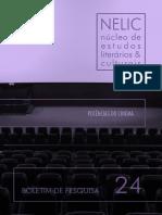 Nelic n° 24 - As potencias do cinema