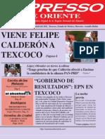 Expresso de Oriente 4 Abril 2011