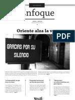 Enfoque El Diario de los Estudiantes de la UC Nº1