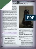 WFB8 - Personnages Sorciers Répouvé Pour Armée Elfes Noirs [FanMade Par Vlast de Naggarond]