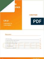 MANUAL CALIBRADOR DE RUIDO CR-2