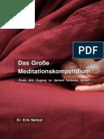 Herzwandler - E-Book - Das Grosse Meditationskompendium