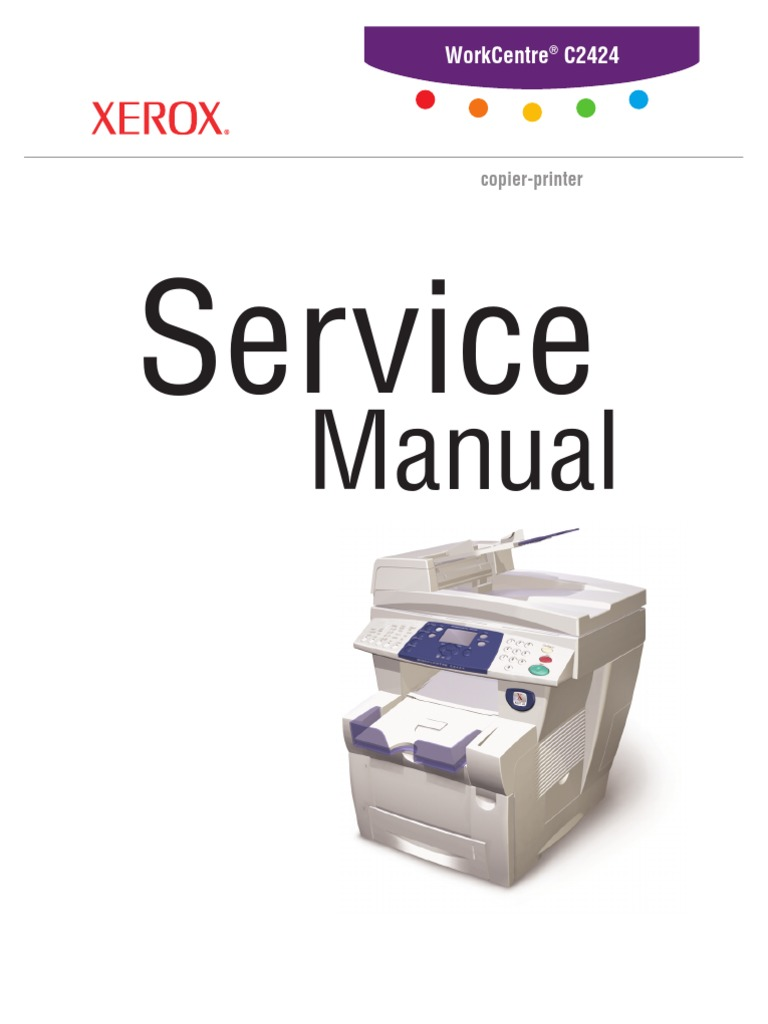 WorkCentre C2424 service manual | Electrostatic Discharge | Electromagnetic  Interference