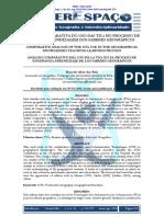 Artigo - Análise Comparativa do Uso das TICs no Ensino de Geografia