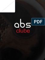 Cardápio ABS Clube