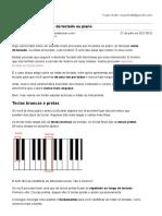 Ramon Tessmann - OTIMO - Como aprender as notas de teclado ou piano