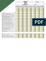 Trator Agrícola com Grade - Check List