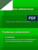 2.1 PROBLEMAS AMBIENTALES