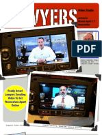 Lawyers Video Studio Online Newsletter