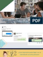 Habilidades Del Buen Conversador