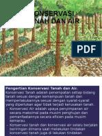 Konservasi Tanah&Air