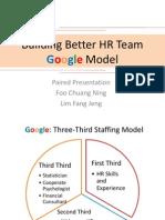 Building a Better HR Team