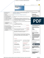 Maine Pre-Foreclosure Reporting Form - Bureau of Consumer Credit Protection