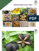 alimentos originarios del peru
