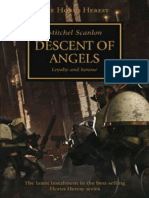 The Horus Heresy Сошествие ангелов