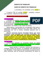 1. HISTORICO E EVOLUCAO DO DT
