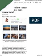 A Crise Do Fotojornalismo e o Caso Do Falso Fotógrafo de Guerra Eduardo Martins - ZUM - ZUM
