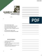 AULA 1 - Triagem de saúde e Estratificação de riscos associados ao exercício