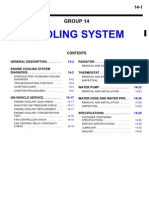 COOLING SYSTEM DIAGNOSTIC