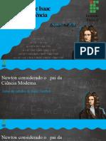 Obras de Isaac Newton