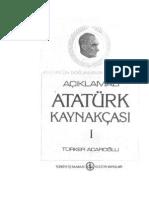 Açıklamalı Atatürk Kaynakçası 1