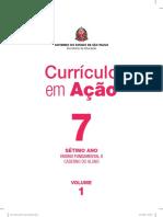 EF ES 7 Ano Currículo Em Ação