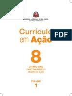 EF ES 8 Ano Currículo Em Ação