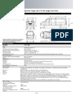 Eurocentro Camionero Sprinter Cargo Van Completo (1)