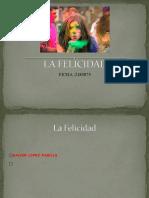 diapositivas LA FELICIDAD FICHA 2181875 DAIVER LOPEZ