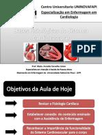 Aula - Fisiologia Cardíaca