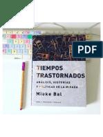 Mieke Bal Tiempos Trastornados
